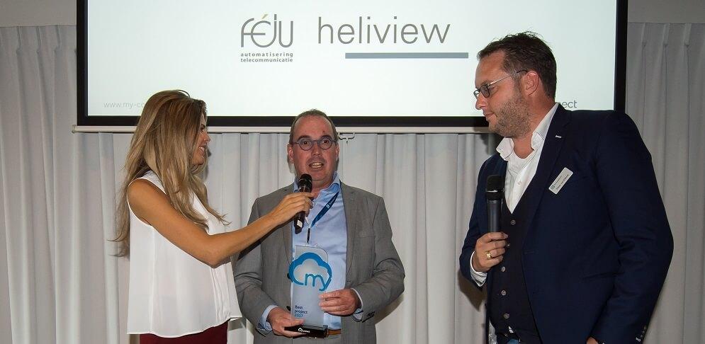 Féju wint MyConnect award