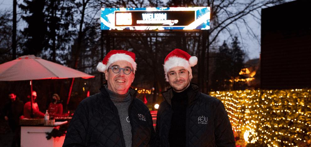 Féju kerstfeest 2020